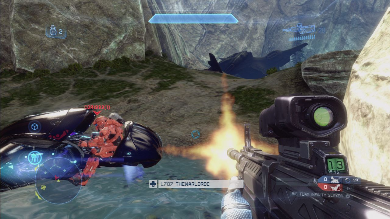 Halo 4 Infinity Slayer