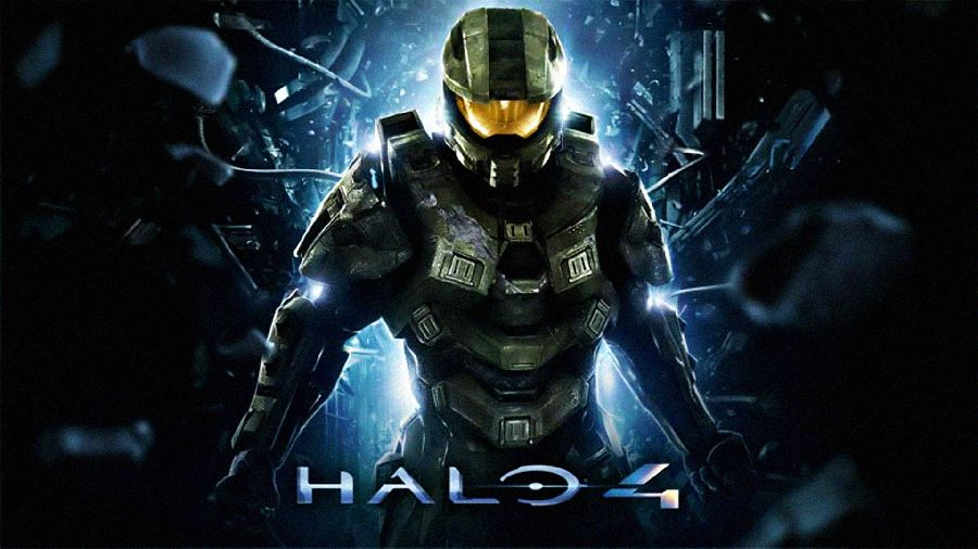 Top jocuri video - Halo 4