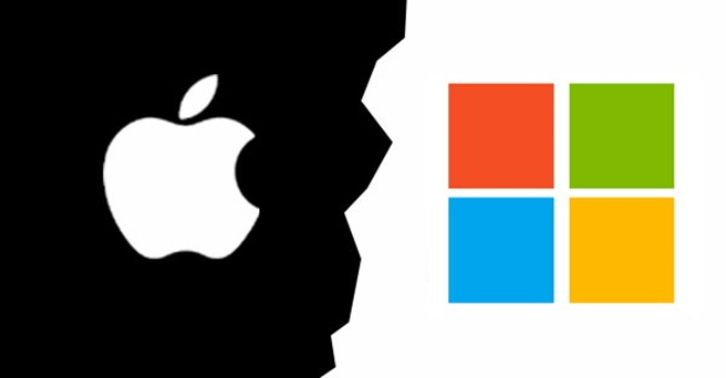 Apple si Microsoft Office