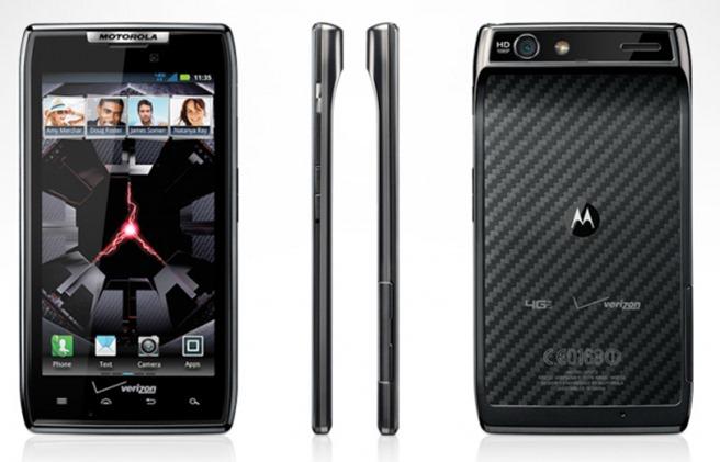 Motorola Android Droid RAZR Maxx