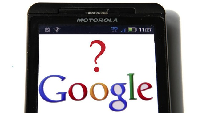 Motorola Google Xphone