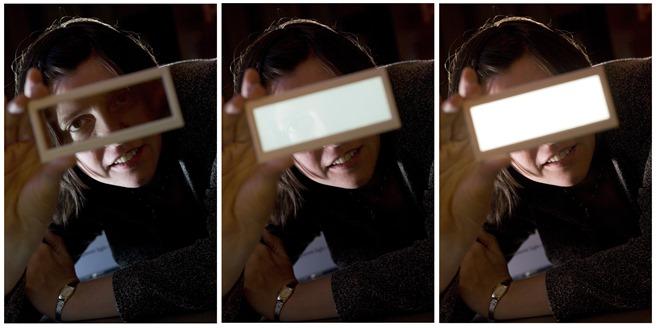 Philips Panouri OLED becuri