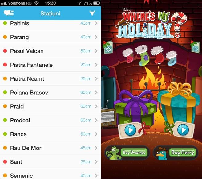 Sky Romania Where's My Holiday iOS Android
