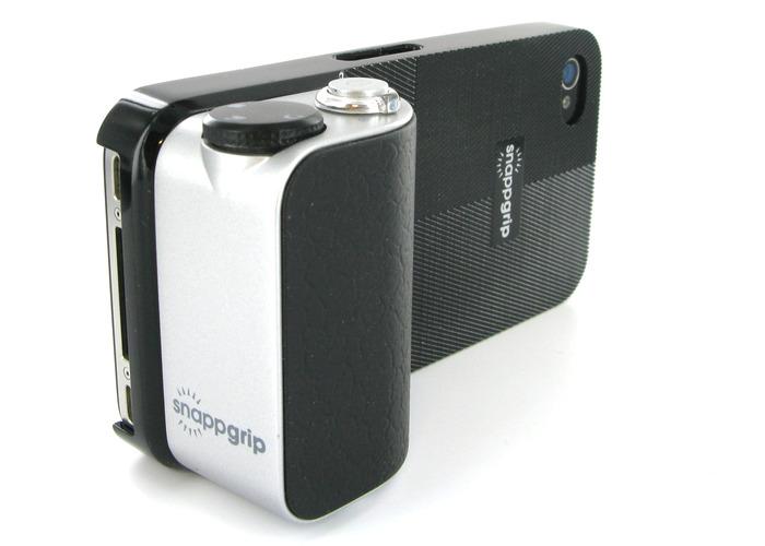 Snapgrip iti transforma smartphone-ul in aparat foto