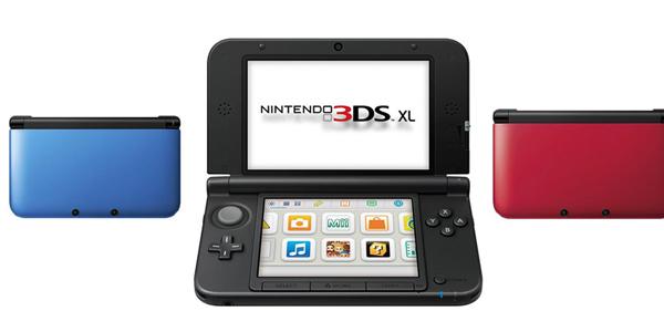 Detinatorii de 3DS XL primesc jocuri gratuite