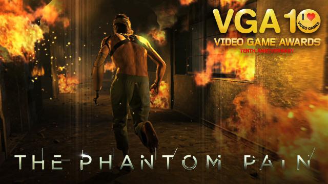 Video Game Awards 2012 The Phantom Pain