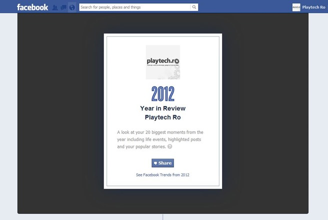 Year in review playtech