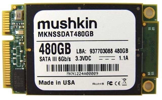 Solutia spatiului de stocare pentru ultrabook-uri vine de la Mushkin
