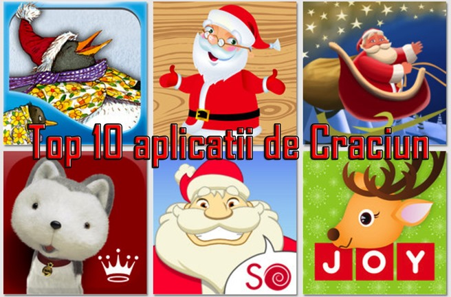 christmas apps craciun intro