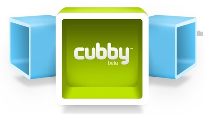 cubby log me in app