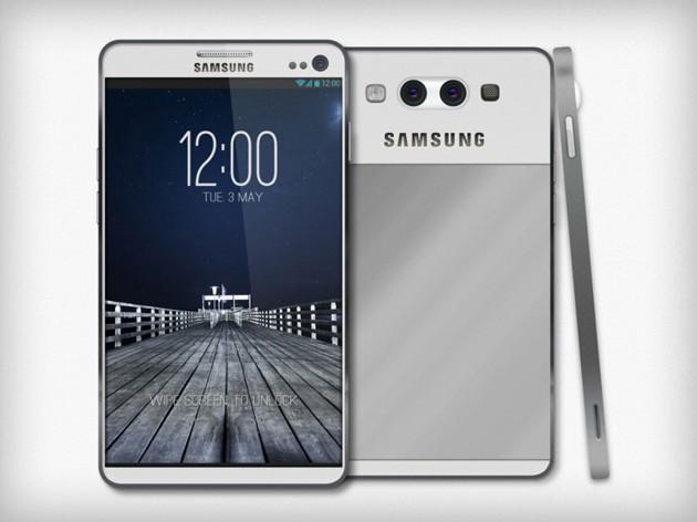 Samsung Galaxy S4 CES 2013