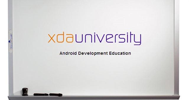 Universitatea XDA te ajuta sa intelegi mai bine Android-ul