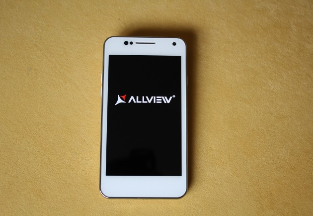 Allview P4 Duo Design