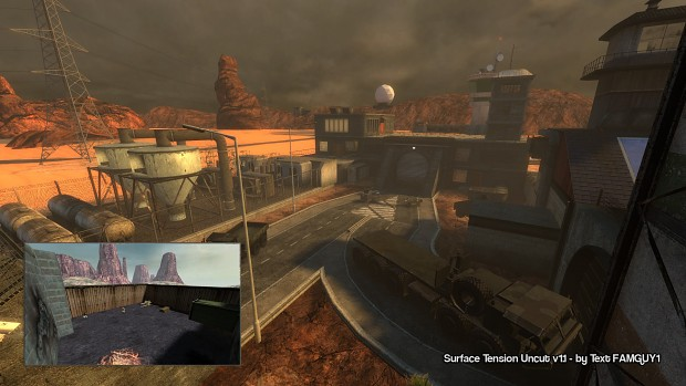 Black Mesa Surface Tension Uncut