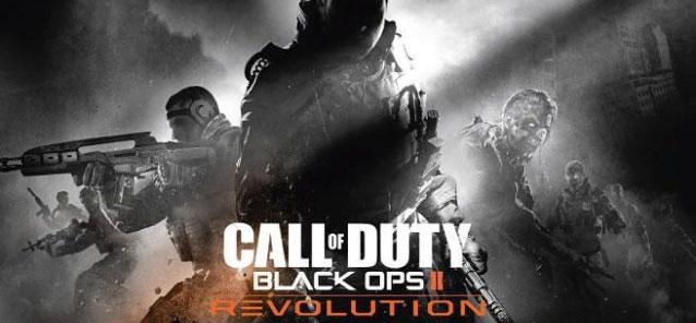 Revolution Map Pack anuntat pentru Black Ops II [+VIDEO]