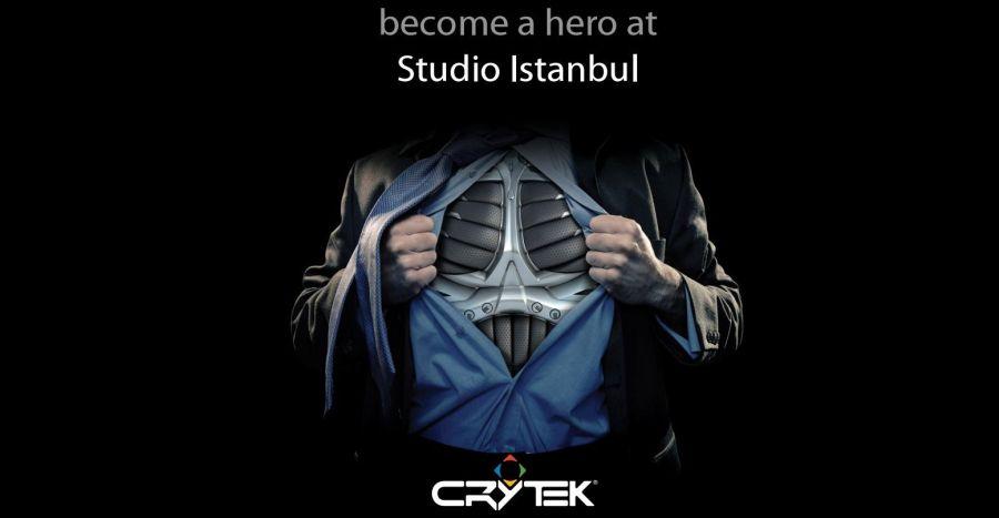Crytek deschide studio nou in Turcia