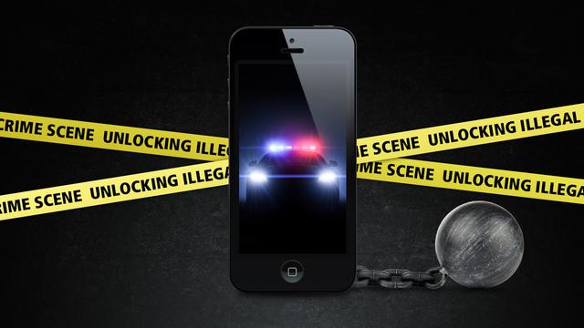 Deblocare smartphone