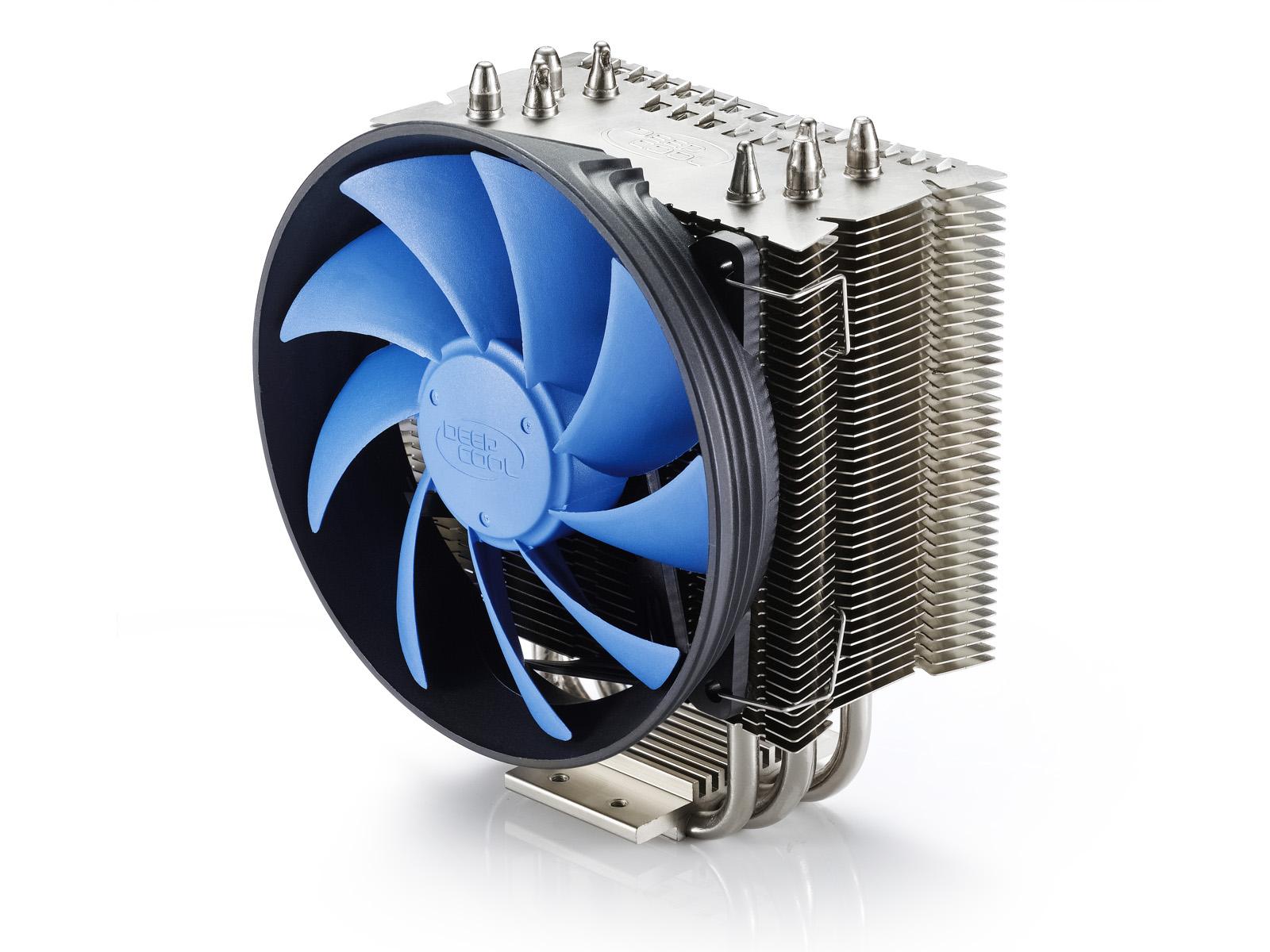 Deepcool GAMMAXX S40 – Un cooler pentru sisteme compacte
