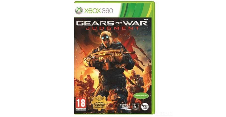 Gears of War Judgement