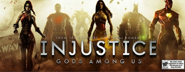 Injustice: Gods Among Us – Cinematic Trailer
