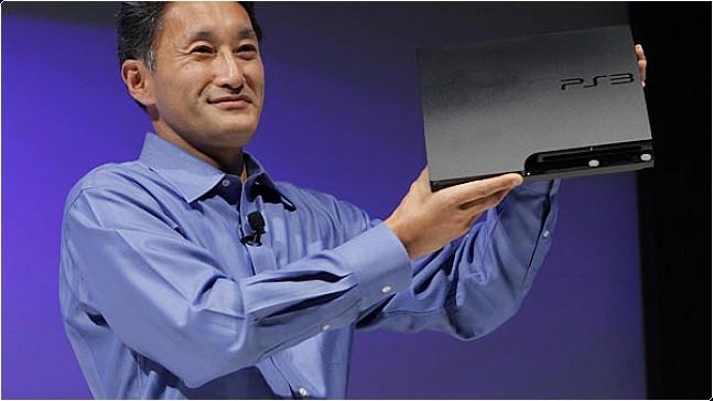 Kaz Hirai PlayStation 3