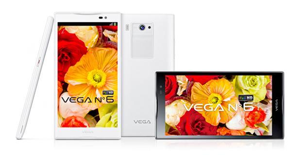 Pantech Vega No.6
