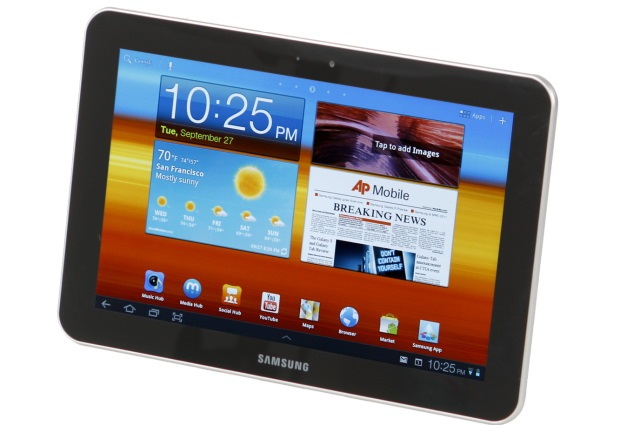 Proces Apple Samsung Galaxxy Tab 8.9