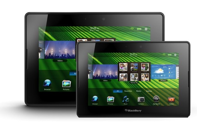 RIM BlackBerry Tablet 10