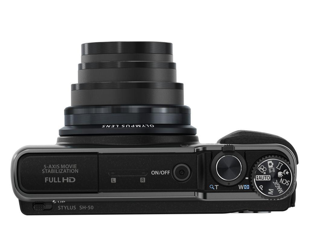 Olympus Stylus Traveller si Tough – 6 noi modele de camere foto compacte
