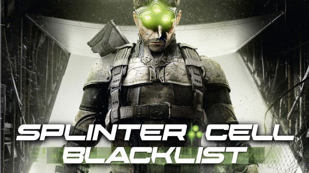 Splinter Cell: Blacklist intarzie