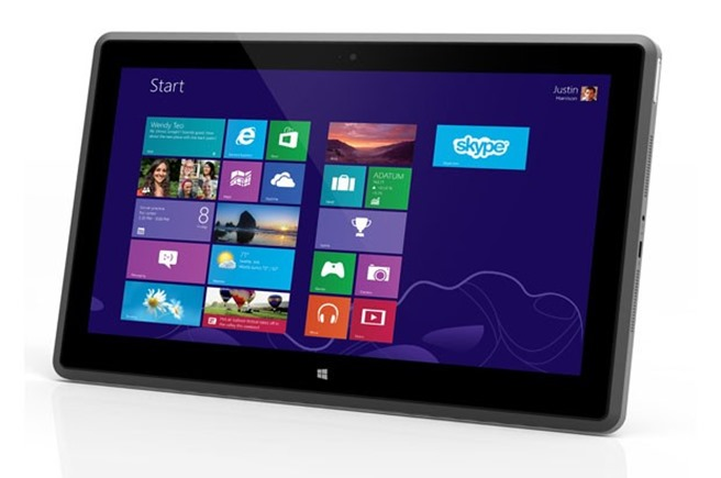 Vizio Windows 8 Tablet