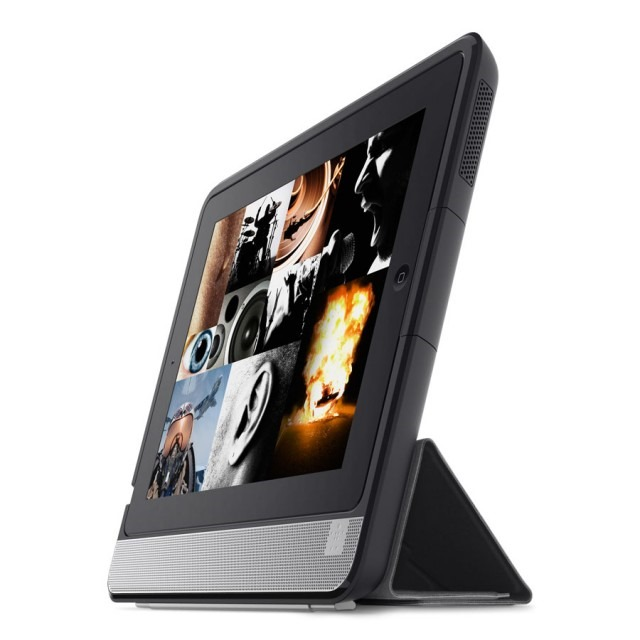 Belkin anunta Thunderstorm Handheld Home Theater for iPad