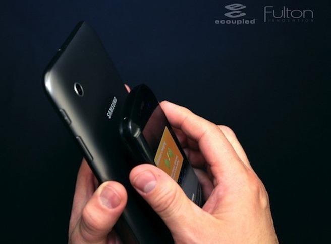 Fulton te ajuta sa-ti incarci smartphone-ul de la tableta