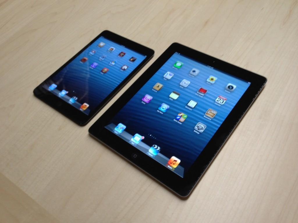 Noile versiuni de iPad mini vor fi disponibile in cursul lunii martie