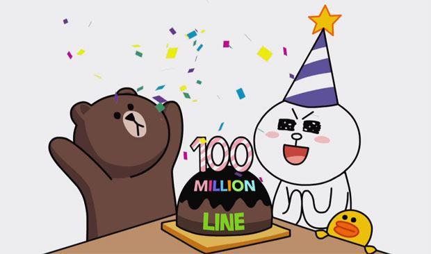 line voip cross-platform 100 milioane utilizatori