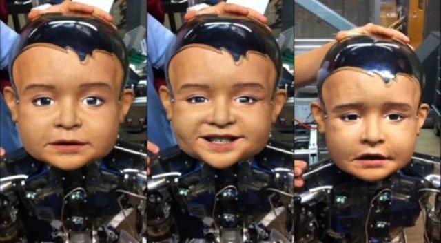 Diego-San este primul robot-copil infricosator de… natural