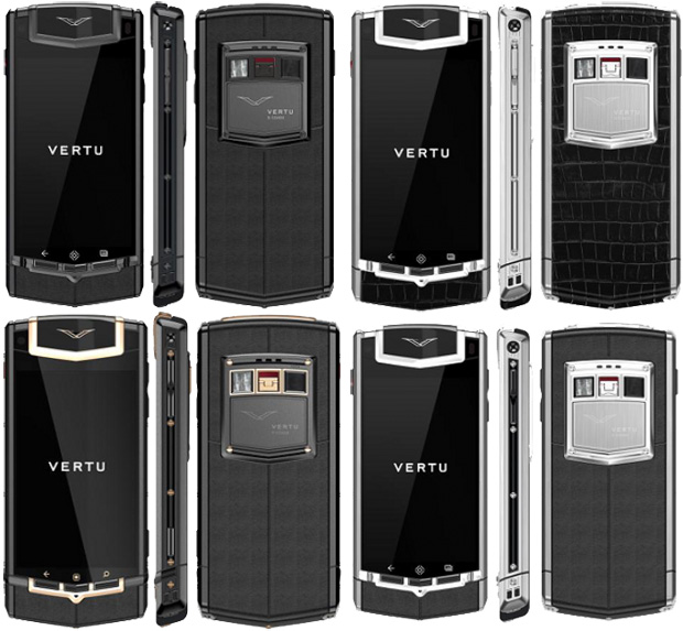 vertu ti rm-828v Android