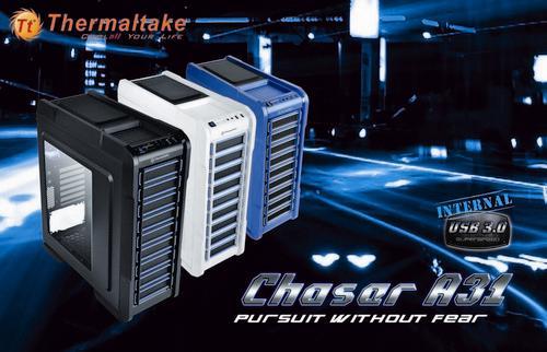 Thermaltake Chaser A31 vine in 3 culori