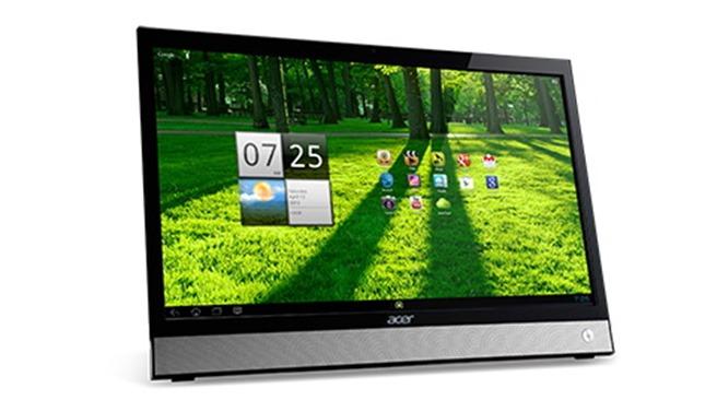 ACER DA220HQL smart monitor Android