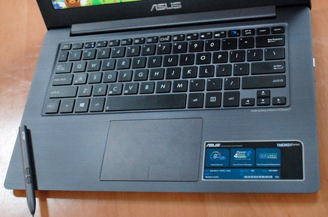 ASUS Taichi 31 ultrabook hibrid specificatii