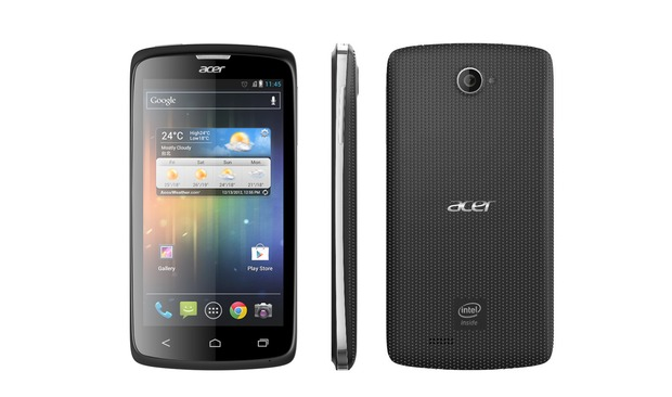 Acer Liquid C1 Intel CPU