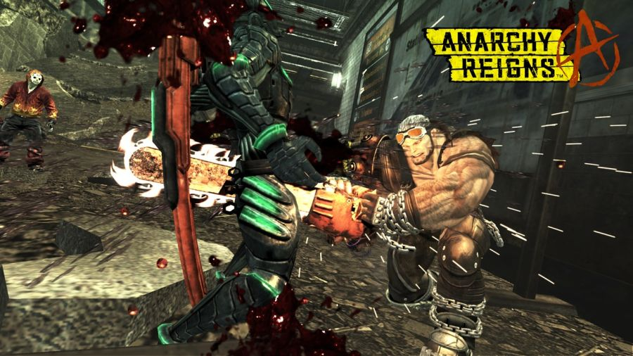 Review Anarchy Reigns