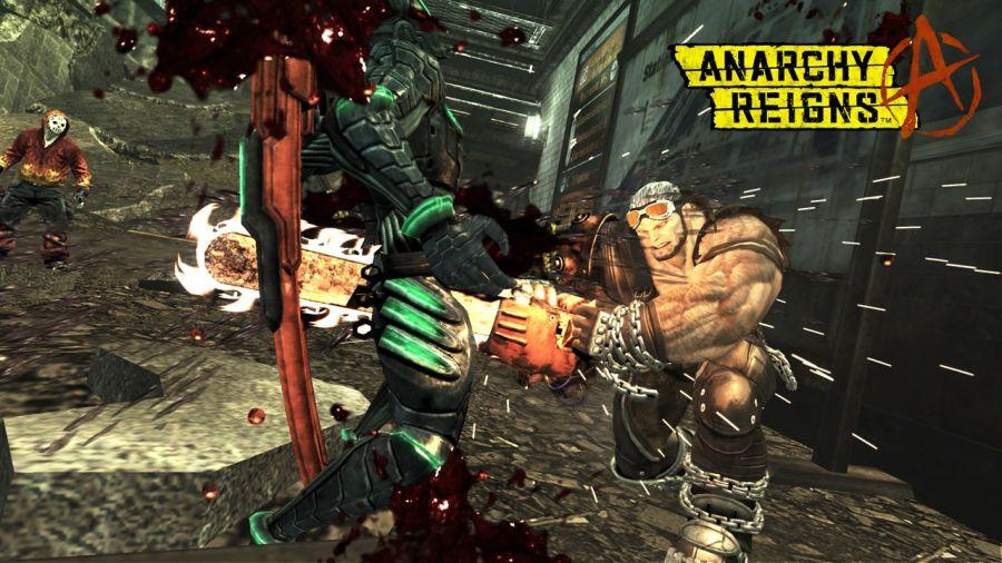 """Anarchy Reigns – Batai de strada """"ca in filme"""" [REVIEW]"""