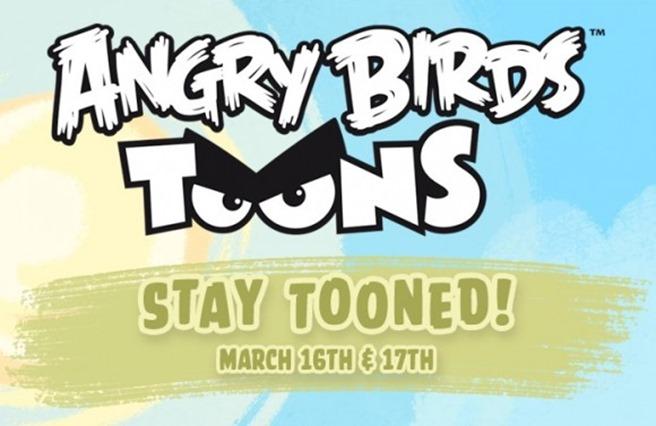 Angry Birds Toon serial animatie
