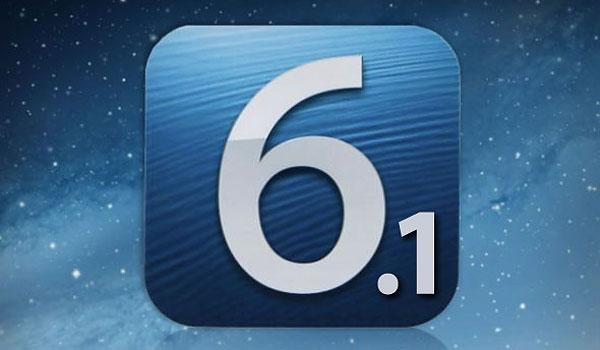 iOS 6.1.1. – Apple isi rascumpara din greselile facute cu penultimul update