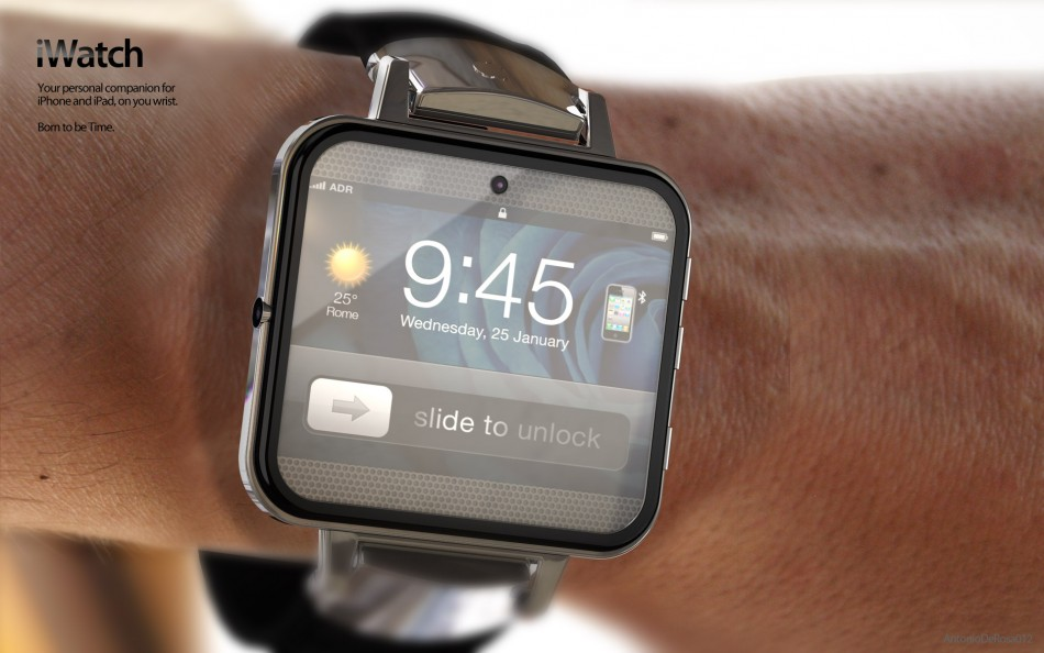 Apple ne pregateste iWatch?!