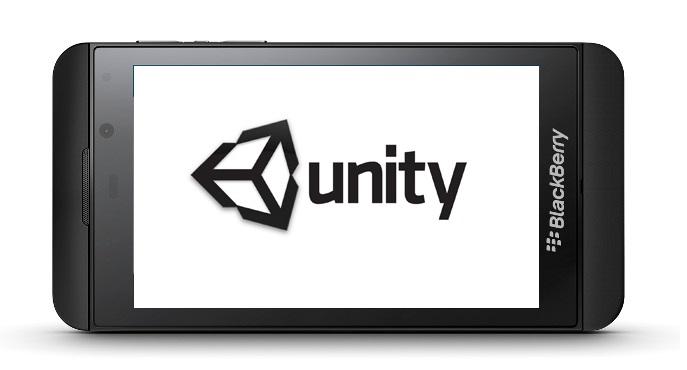 Unity Engine ofera suport pentru BlackBerry 10