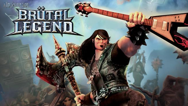 Brutal Legend vine oficial pe PC