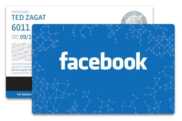 """Facebook """"intra in business-ul"""" de carduri cadou"""