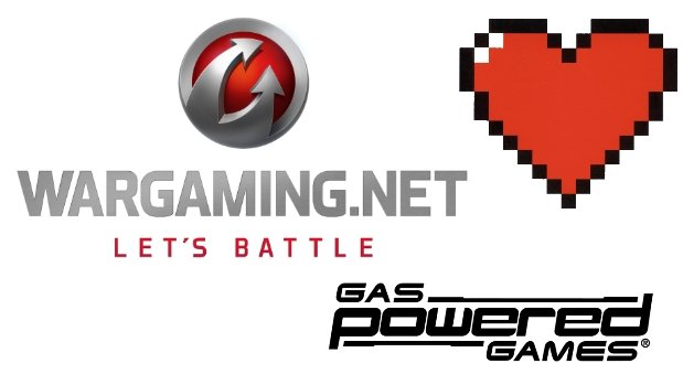 Gas Powered Games cumpara Wargaming